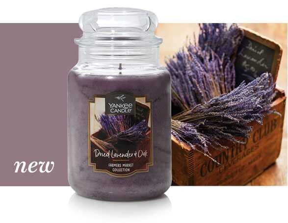 New Yankee Candles for Autumn/Fall 2019 • TrendAroma Marketing