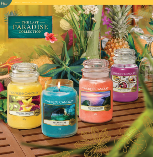 Fragrance Trends Yankee Candle