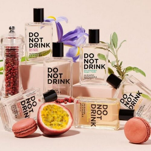 Natural perfumes by Sephora